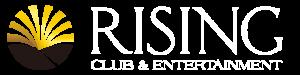 ライジンググループのロゴ画像