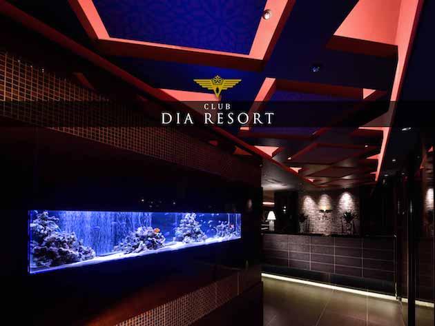 沖縄キャバクラCLUB DIA RESORTの詳細ページへ