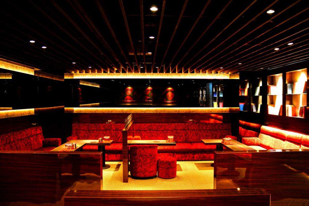 Roa club 店内画像2